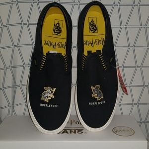 Vans x Harry Potter Hufflepuff slip-on